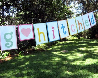 She's Getting Hitched Banner