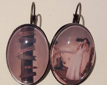 A Strange World earrings