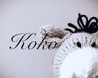 Fairytale sets handmade knitted