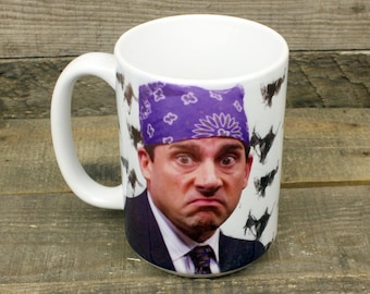 the office coffee mugs. Prison Mike The Office MUG Michael Scott Dementors Best Boss Ever Coffee Tea Tv Show Gifts Mugs