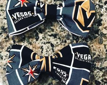 Vegas Golden Knight bow