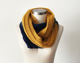 Casual Cowl in Multi - SALE