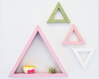 Mini Triangle | Mini Mountain | with hanger
