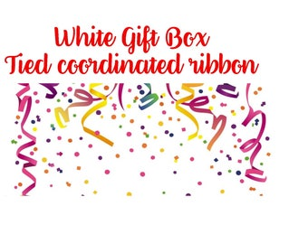 GiftBox & Ribbon Option