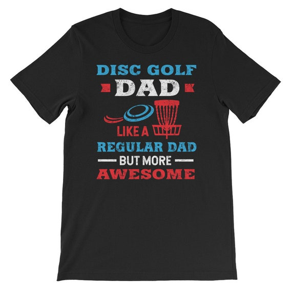 disc golf dads are awesome frolf design gift