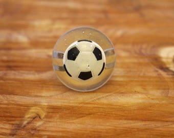 Soccer Ball Ring