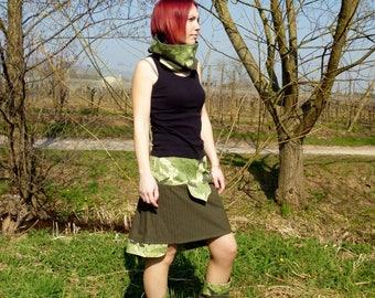 Skirt with pan T.38 - Pooka Creation