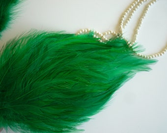 FEATHER PADS Emerald Green /  44 / Rollback