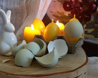 natural egg shells easter eggs decoration food photo prop farm table farmhouse style eggs pale pastel green blue natural colors real egg