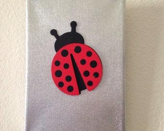 Ladybug wall decor