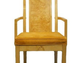 THOMASVILLE FURNITURE Patterns 41 Collection Dining Arm Chair 4182 831