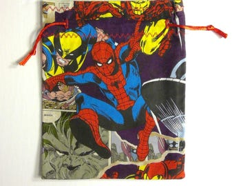 Marvel Retro Breakthrough Dice Bag