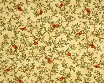 Quilting Treasures SERENITY PRAYER Cotton Fabric - 1 Yard