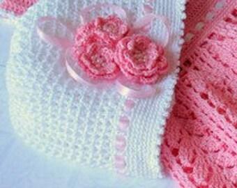 HAT Crochet Pattern - HARVEST HAT - Cloche Beanie Hat - 12 -18 months