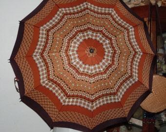 1960-70s Umbrella Vintage