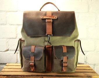 leather backpack handmade backpack canvas backpack laptop backpack green backpack handmade backpack casual backpack school backpack