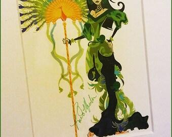Hera Color Print (2017)