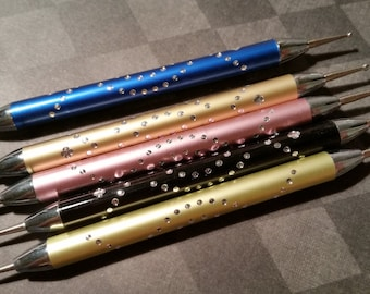 5pc Designer Dotting Tools Set for Nails or Crafts *Free Shipping*