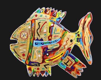 abstrakt art painting