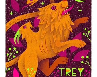 Trey Anastasio Trio / Poster