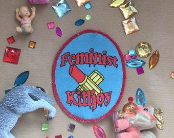 Feminist Killjoy Patch