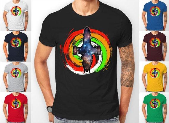 Firefly Serenity Kaylee Frye Umbrella Ship Space Tee shirt T-Shirt