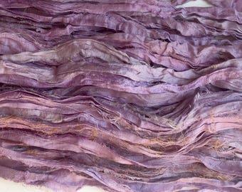 SARI SILK RIBBON - Lavender