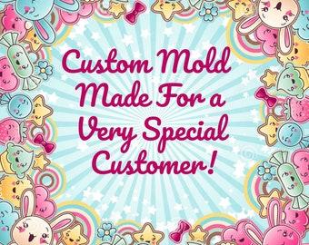 Custom Made Mold For  Mandi ONLY