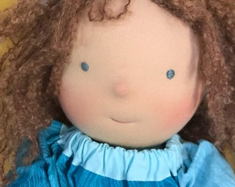Marí weighted doll