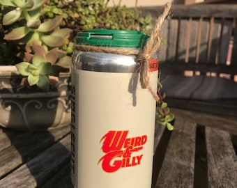 CANdles Craft Beer Cans - Weird & Gilly - Singlecut Beersiths