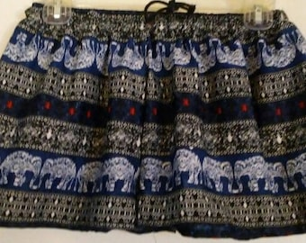 Beautiful silk shorts!