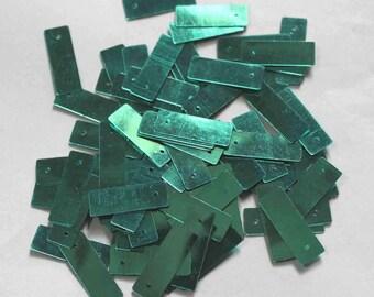75 sequins metallic green /shiney/color/KBRGS707