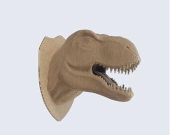 T-rex Trophy    - DIY Cardboard Craft
