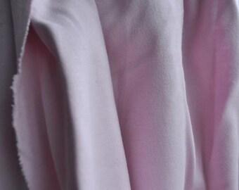 "Organic Cotton Interlock, 60"" wide, Pink"