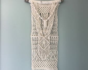 Macrame Wall Hanging - Custom/Made To Order