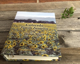 Colorado family favorites of yester years by companion connection cookbook