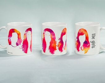 THE Girls, Coffee Mug, Gilmore girls