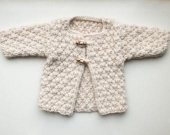 baby jacket with nine