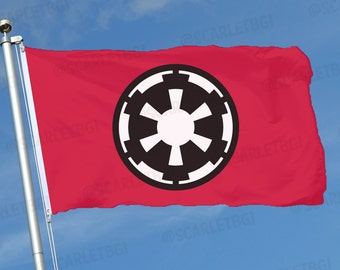 Star Wars Galactic Empire Flag!