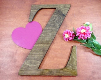 Large Wood Letters Wedding Guest Book Alternative Rustic Guest Book Rustic Wedding Wood Guest Book Custom Guest Book  Unique Guest Book
