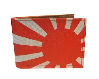 Rising Sun ) Bifold Wallet