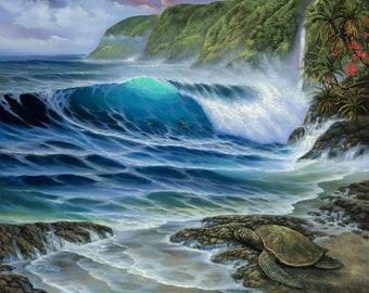 Hamakua Turtle