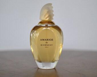 Vintage AMARIGE de GIVENCHY women's fragrance .....