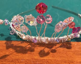 Queen Bee Tiara