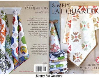 Simply Fat Quarters by It's So Emma