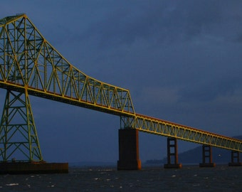 Megler Bridge, Astoria Oregon