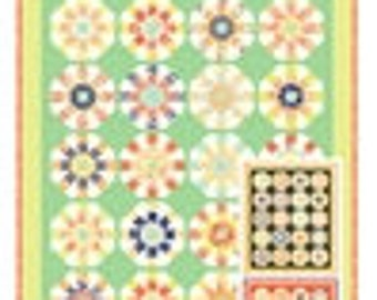 Ferris Wheel Quilt Pattern from Fig Tree & Co.