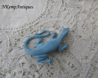 1930's lizard brooch/salamander