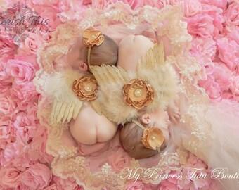 Newborn Wings, Newborn Angel Wings, Newborn Photo Props, Baby Wings
