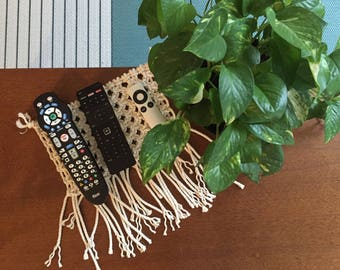 Macrame Coffee Table Mat